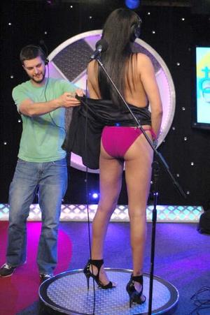 best of Tranny contest stern Howard