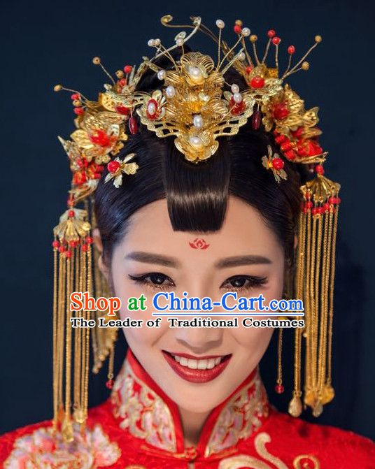 Asian hair jewellery