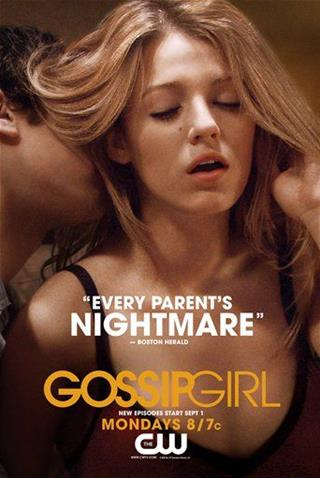 Gear B. reccomend Gossip girl threesome pics