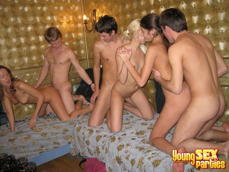18 Year Old Sex Party