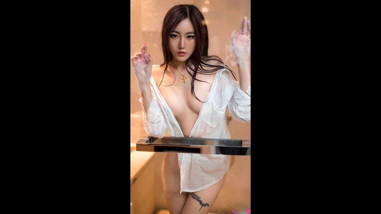 best of Naked Chinese model topless