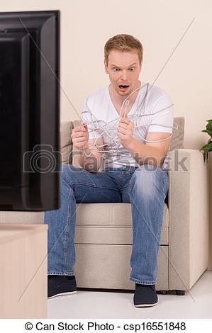 best of Tv up on Men tied