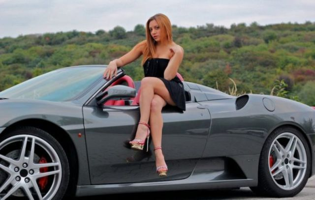 best of With cars girls Sexy