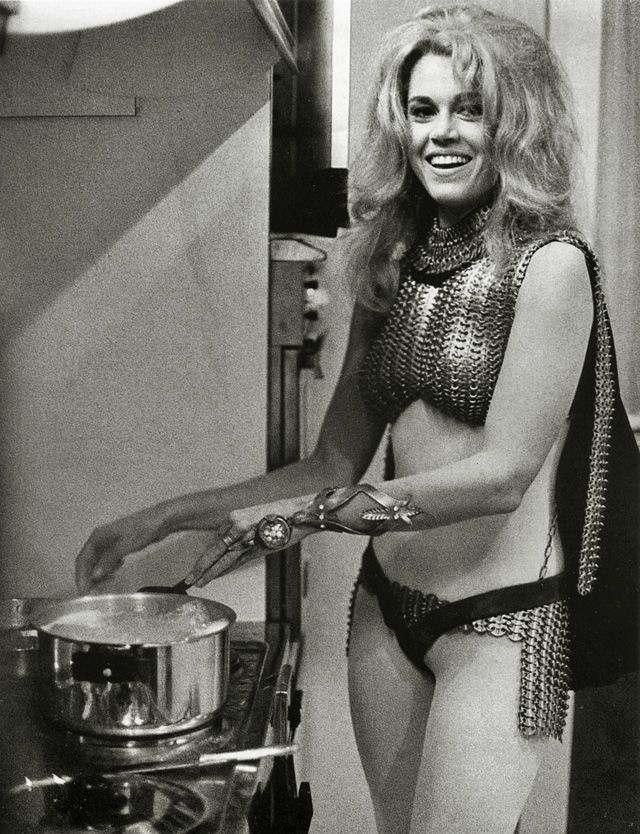 Belt reccomend Jane fonda when she was young naked