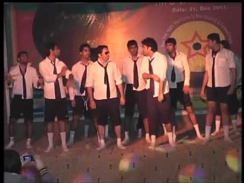 Funny mba dance