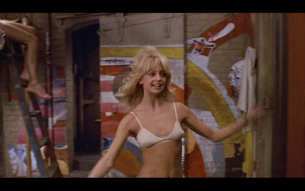 Goldie hawn butterfly s are free