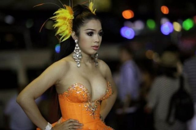 Sub reccomend Nude transgender beauty pageant