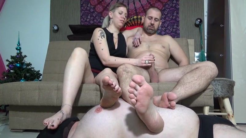 Camber reccomend Domestic cuckold slave and femdom wife