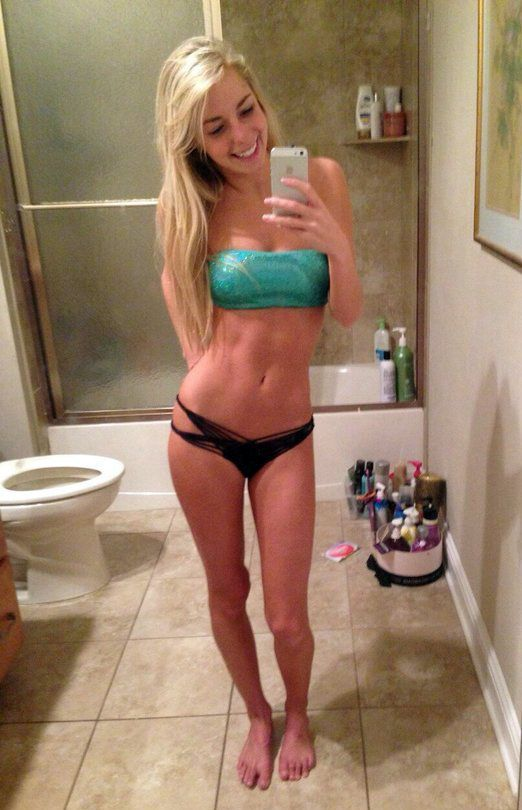 Have thought Sexy fit nude teen where