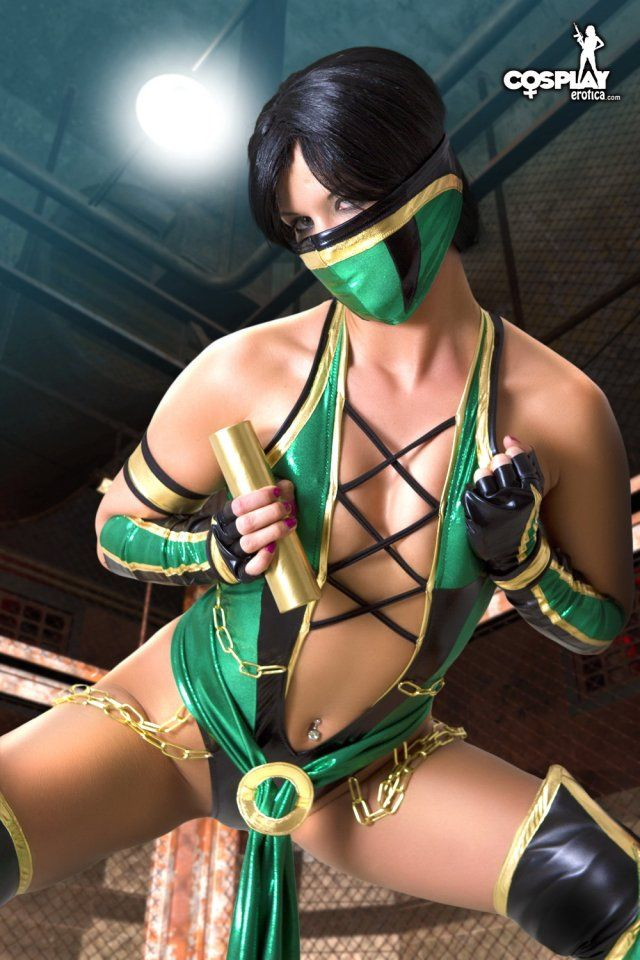 Hot girls from mortal combat with huge tits porn