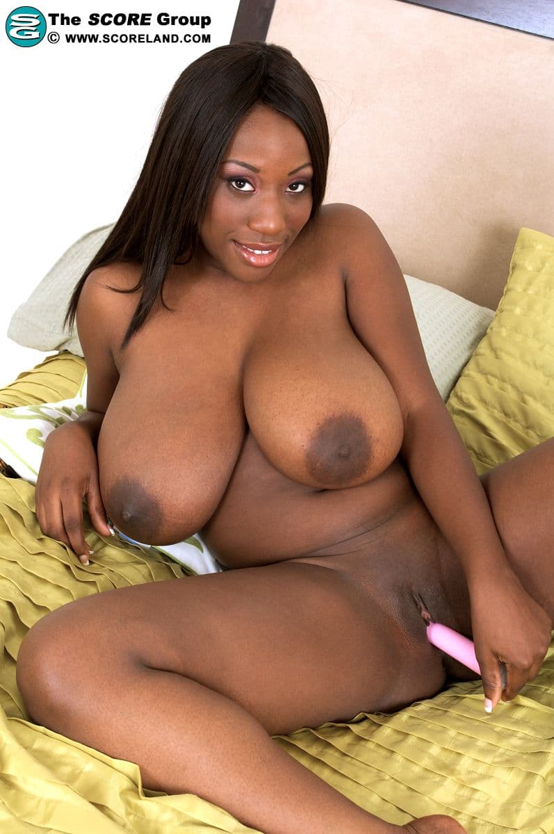 Sexy black women naked with big tits