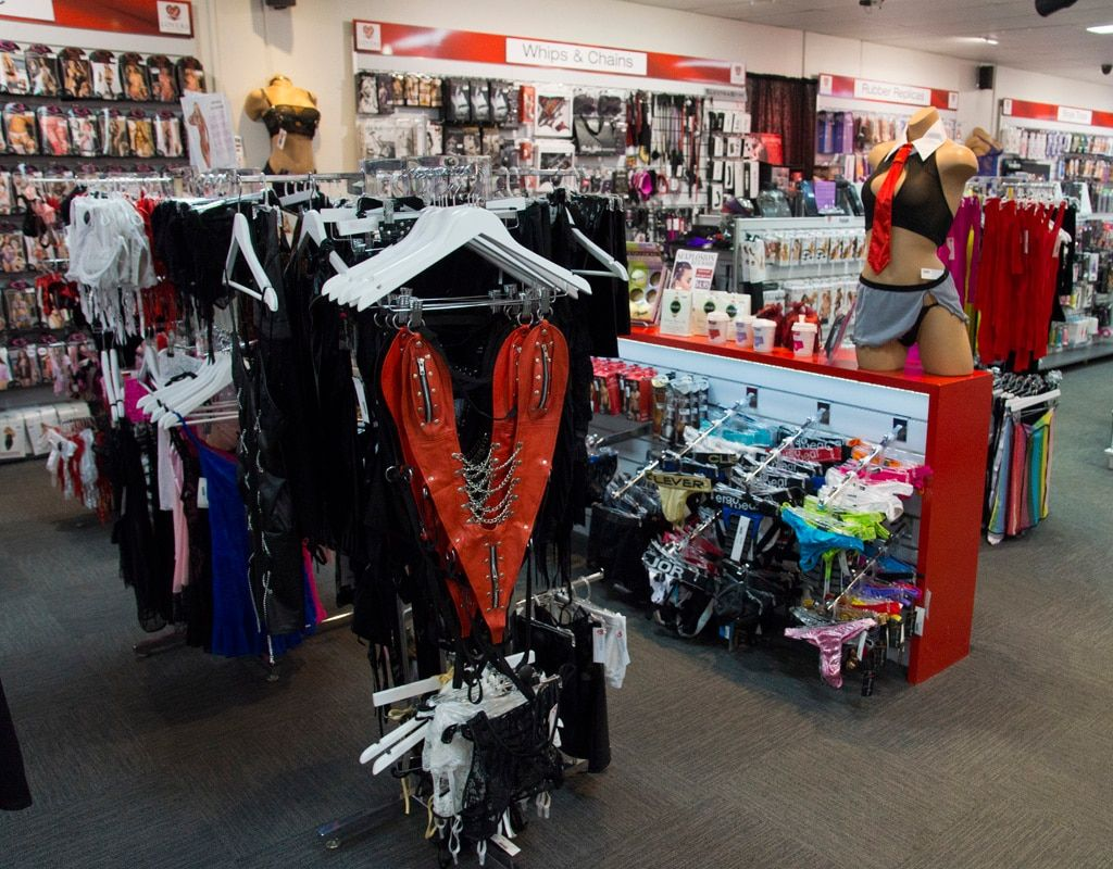 Fetish shops in the midlands