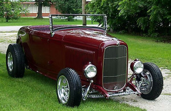 Coo C. reccomend 32 ford rumble seat