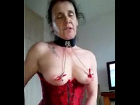 Elderly female slave bdsm