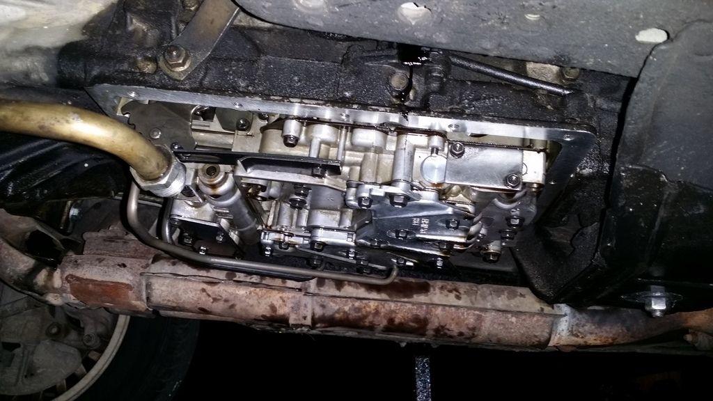 Thunder reccomend Volvo 740 tranny
