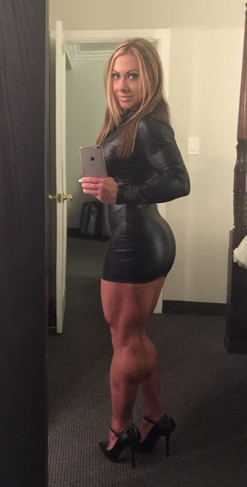 King K. reccomend Sexy big calves muscular women