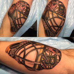 Pissed fish tattoos