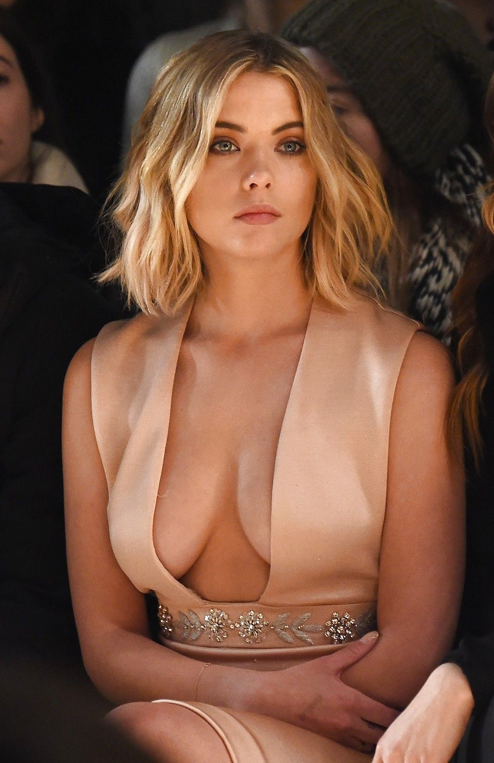 Clutch reccomend Nude pictures of ashley benson