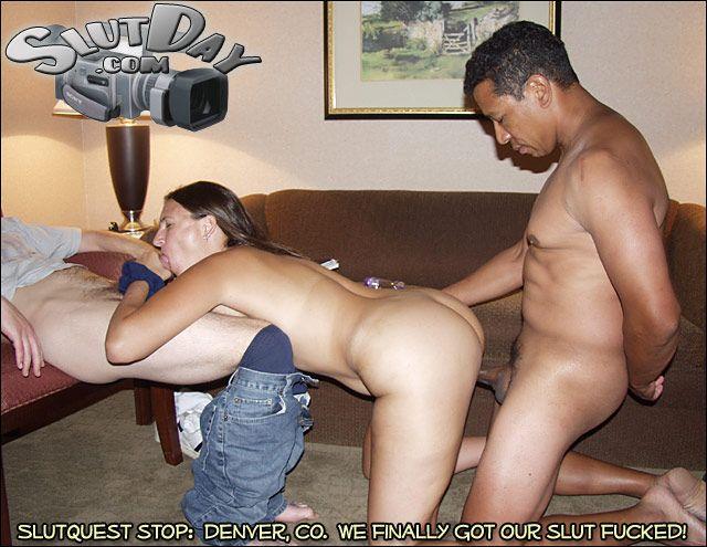 Naked slut fucking in hotel