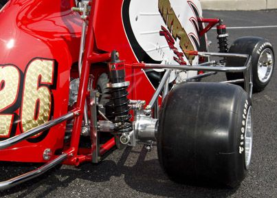 Quarter midget race car parts