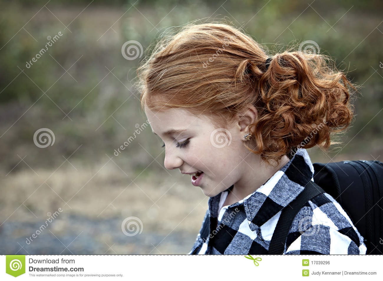 Copycat reccomend Redhead with pigtails girl from