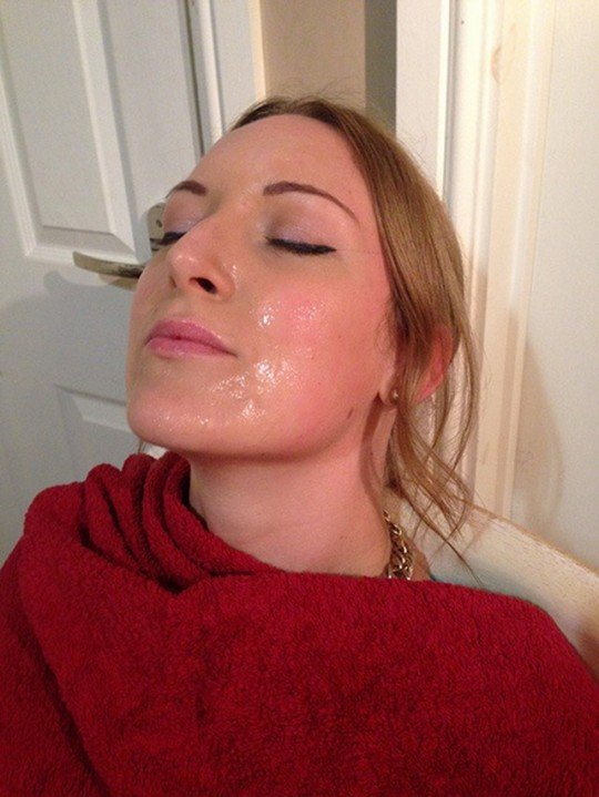 best of Ejaculate Why facial