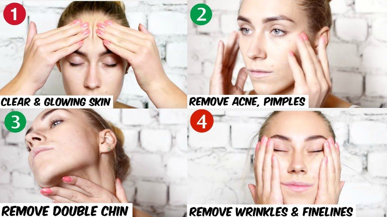 Hydraulics reccomend Facial massage acne