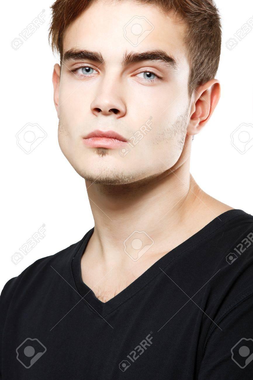 Sexy guy face
