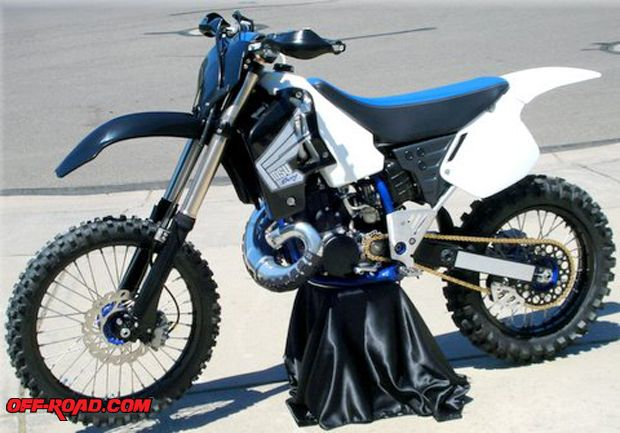 How to restore a dirt bike