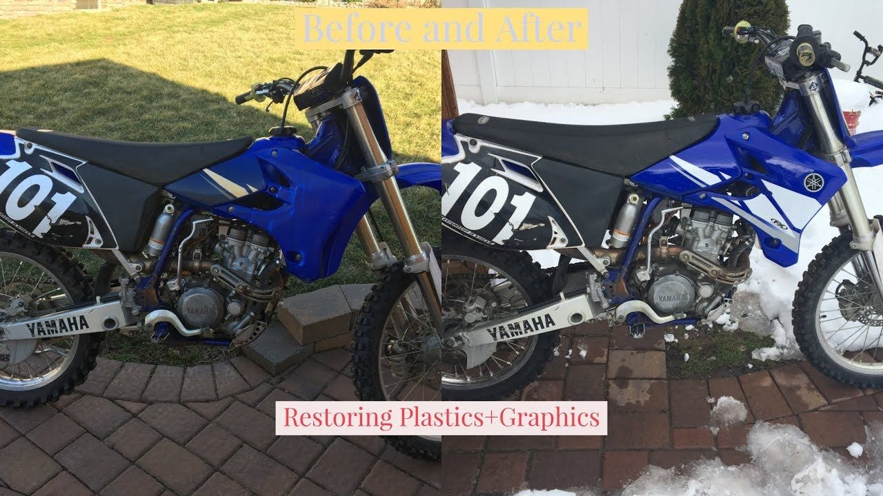 Deck reccomend How to restore a dirt bike
