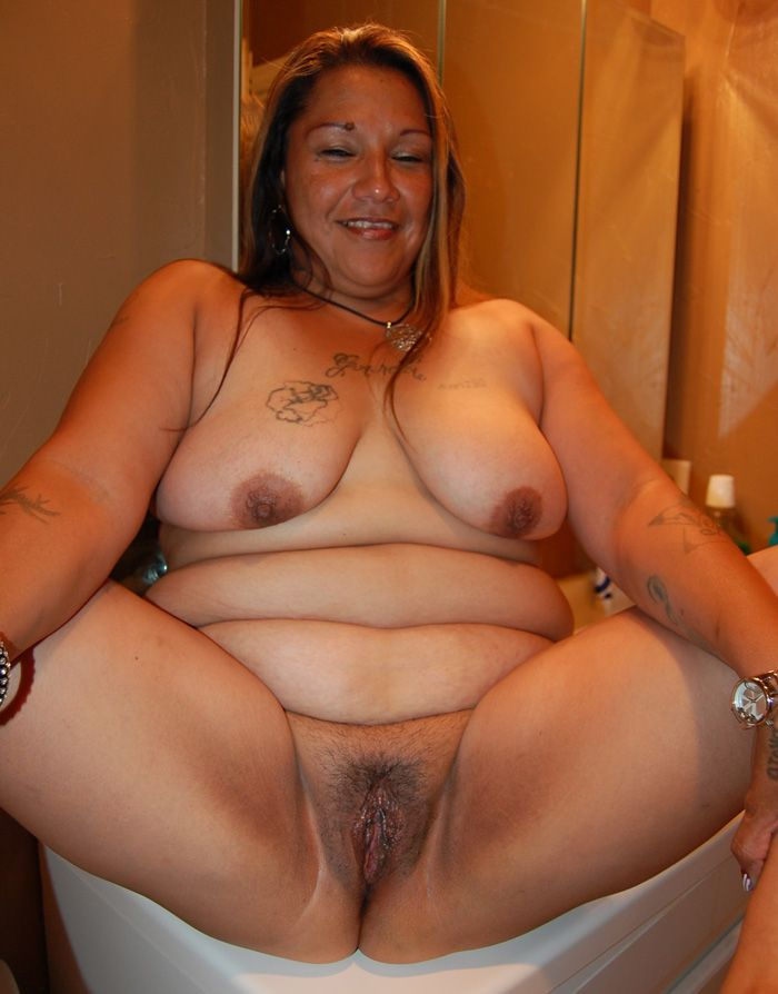 Naked mexican women bbw