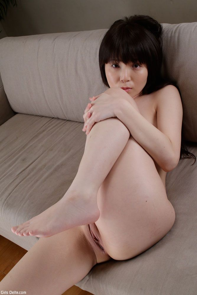 best of Alone naked Japanese girl