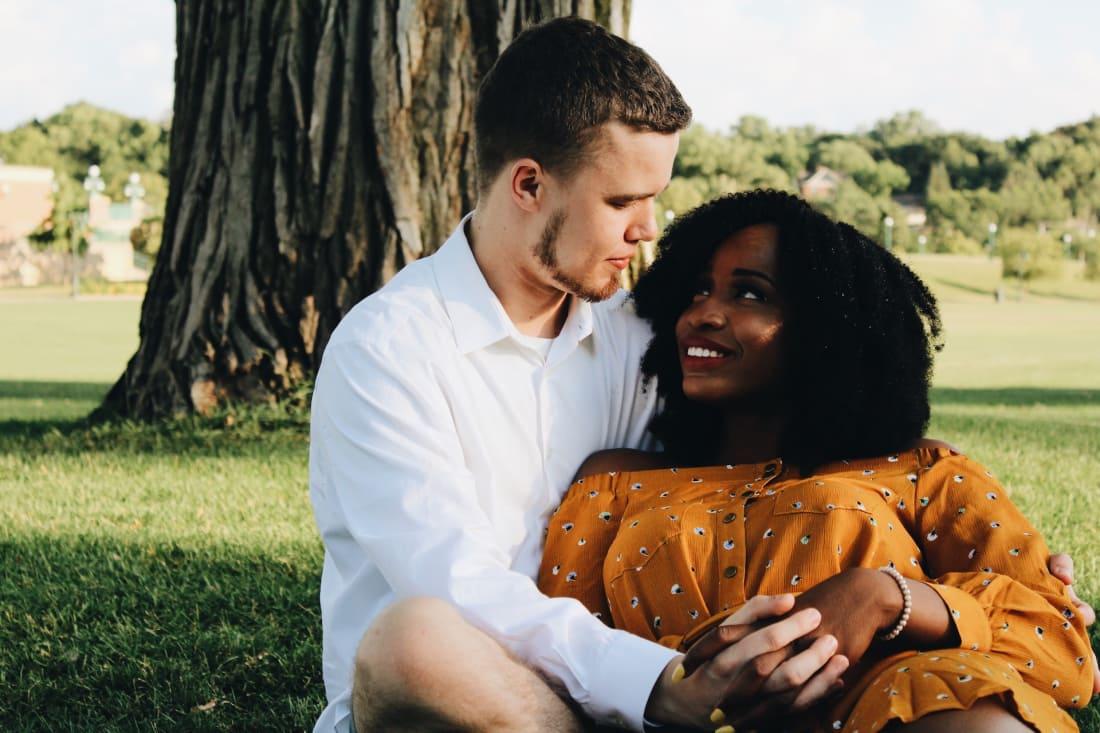 Interracial relationship question
