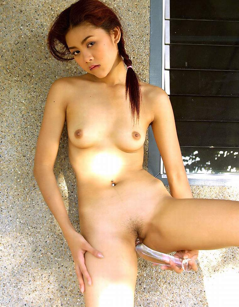 Idea Asian fine nude girl