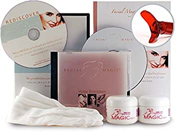 Facial magic product