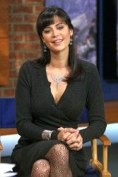 Whisky G. reccomend Catherine bell in pantyhose