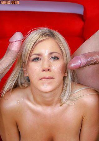 Jennifer aniston cum nude fakes - XXX photo
