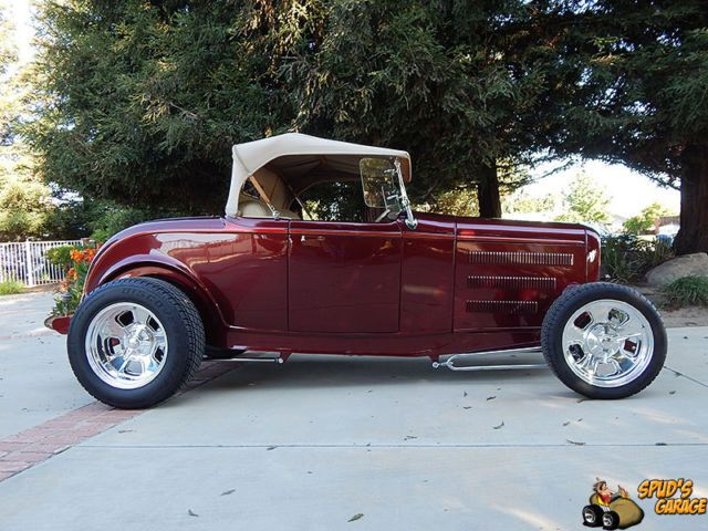 Don reccomend 32 ford rumble seat
