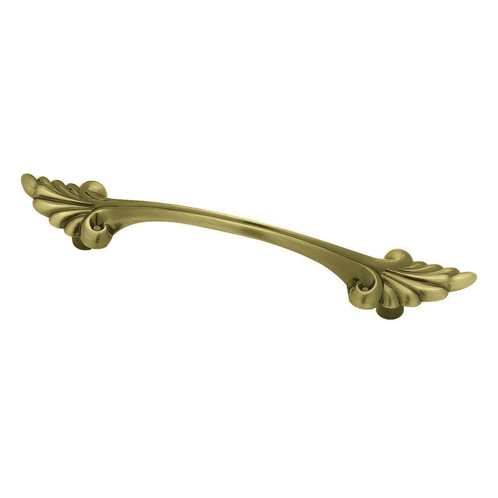 Dorothy reccomend Vintage brass drawer pulls