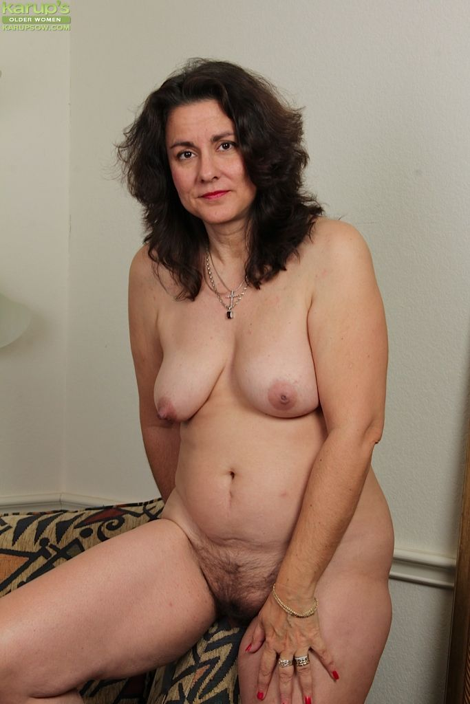 Bear naked mature women