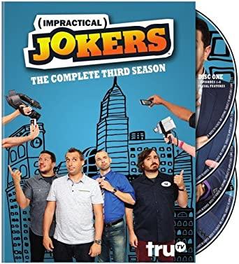 Impractical jokers season 4 episode 30