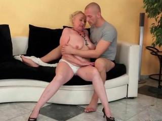 With Granny sex clips free theme