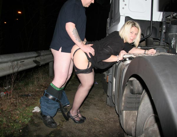 Wife fuck at truck stops pic 833