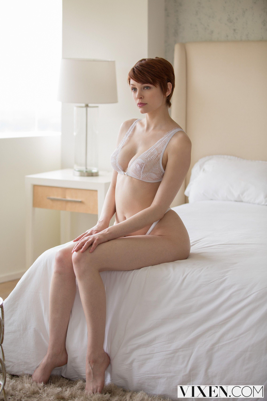Short hair porn star