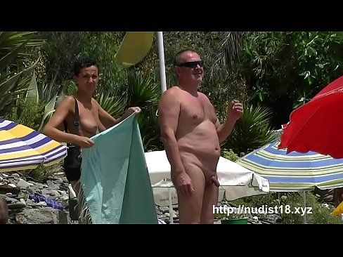 Opinion, Nude spanish girls beach all