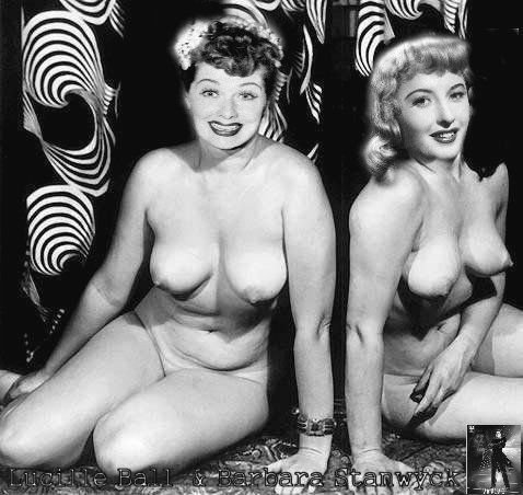 Nude fakes of lucille ball