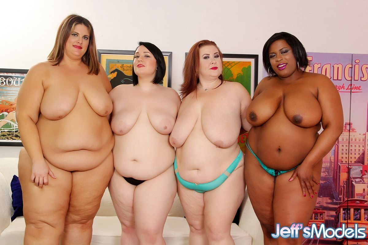 Fat wife orgy