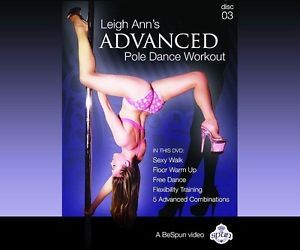 Sexy stripper exercise dvd