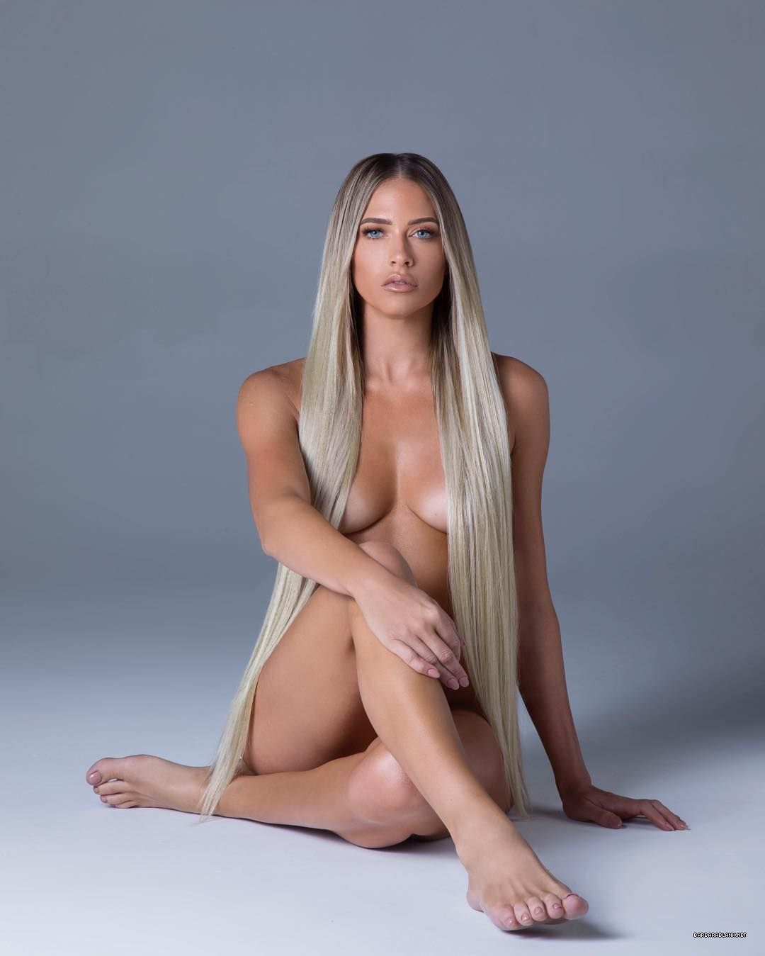 from Theo barbie blank nude fake