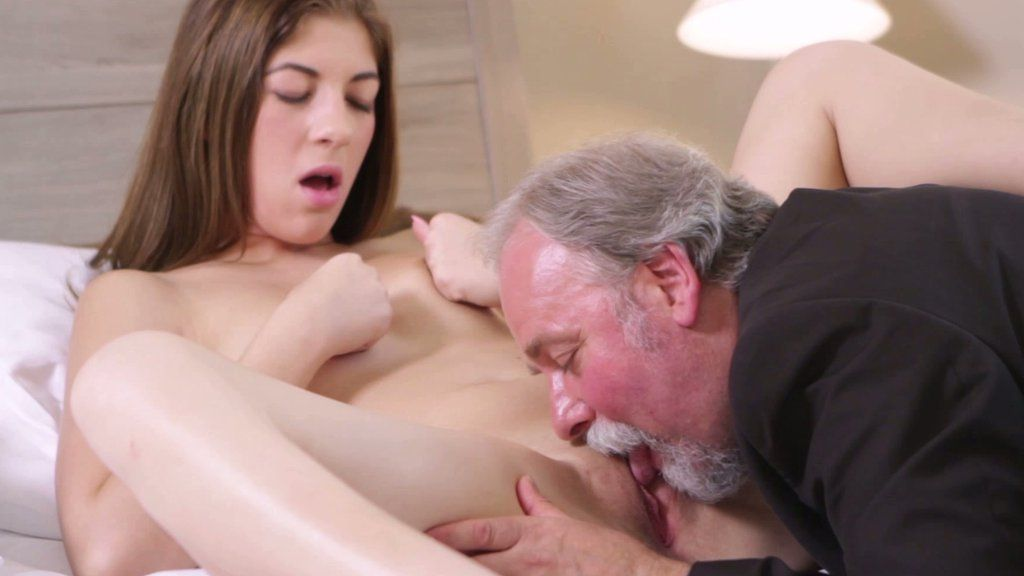 Hot blowjob deep